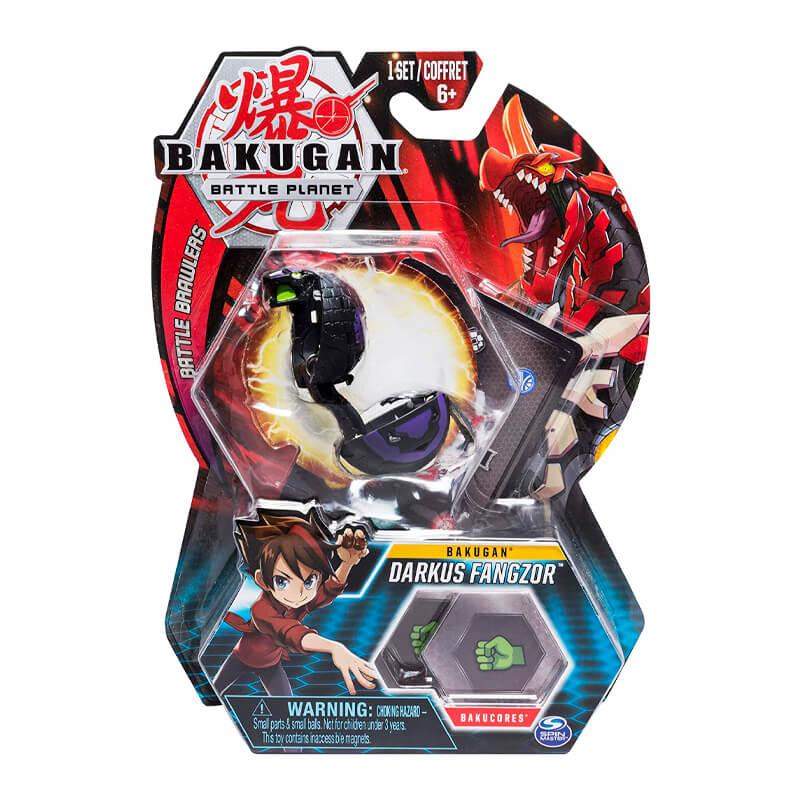 Bakugan Battle Planet - Bakugan: Darkus Fangzor