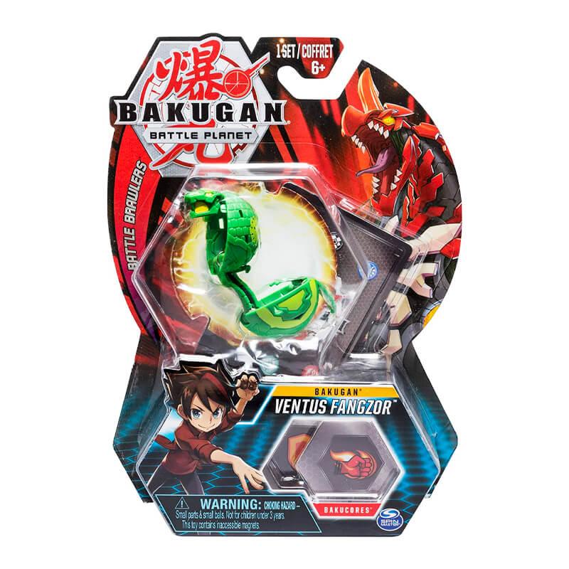 Bakugan Battle Planet - Bakugan: Ventus Fangzor