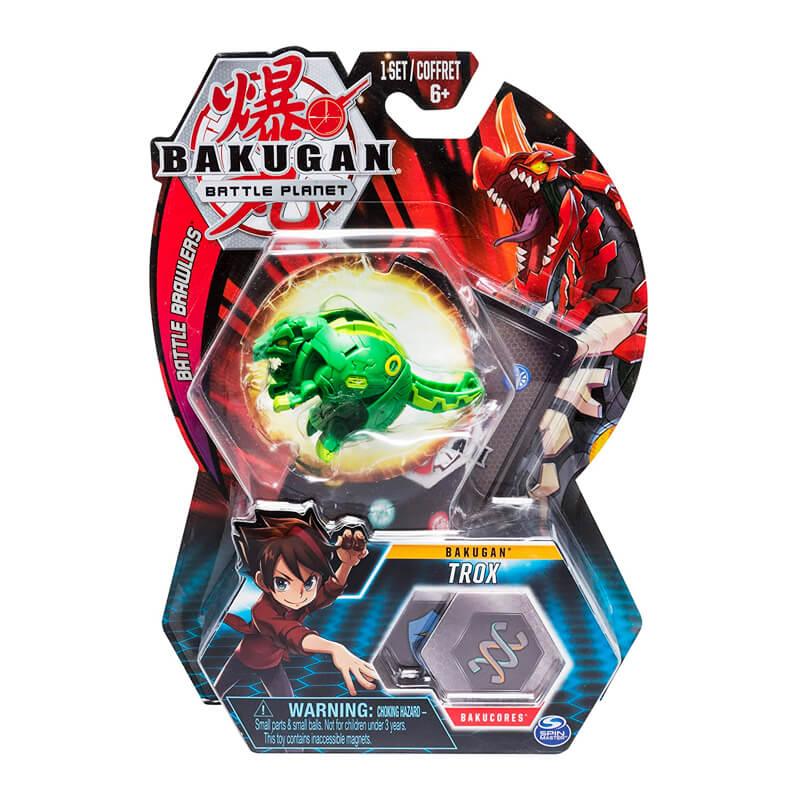 Bakugan Battle Planet - Bakugan: Ventus Trox