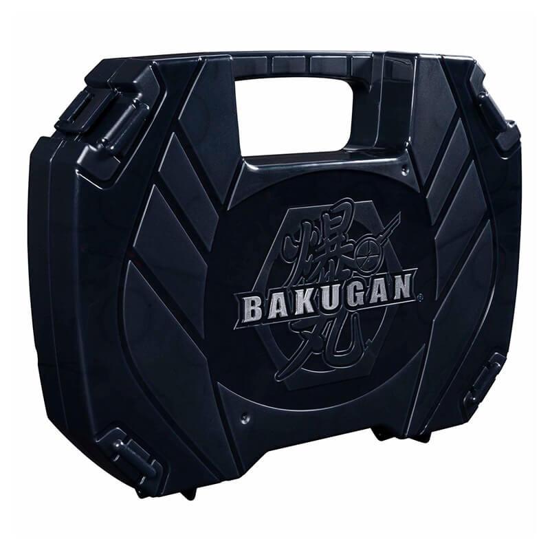 Bakugan Battle Planet - Case Preto Baku-Storage: Nillious