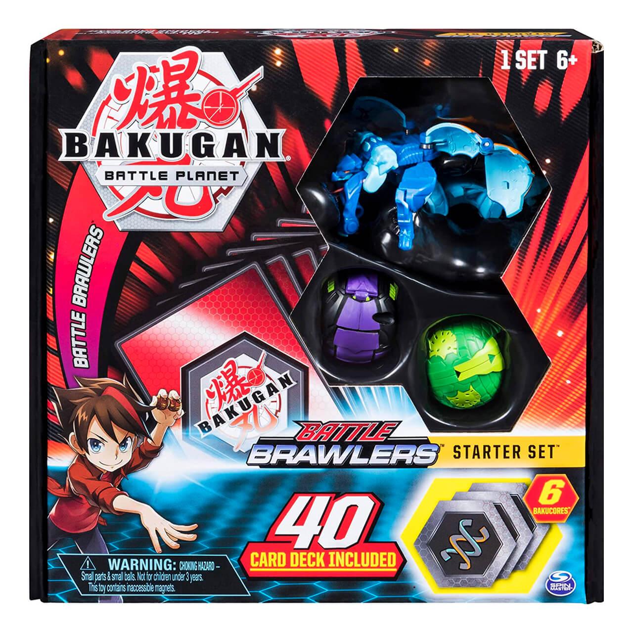 Bakugan Battle Planet - Starter Set: Aquos Garganoid Ultra