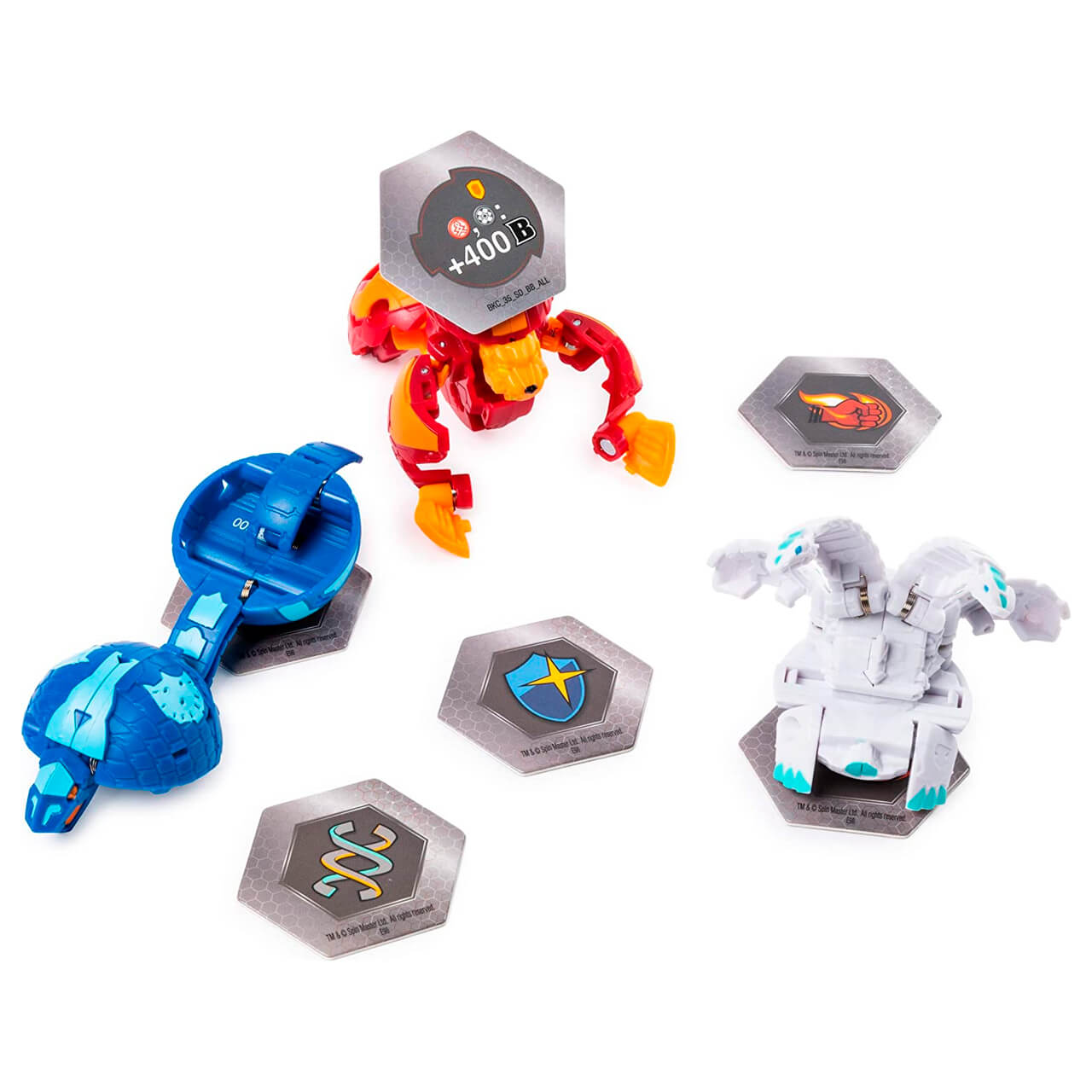Bakugan Battle Planet - Starter Set: Pyrus Hydorous Ultra