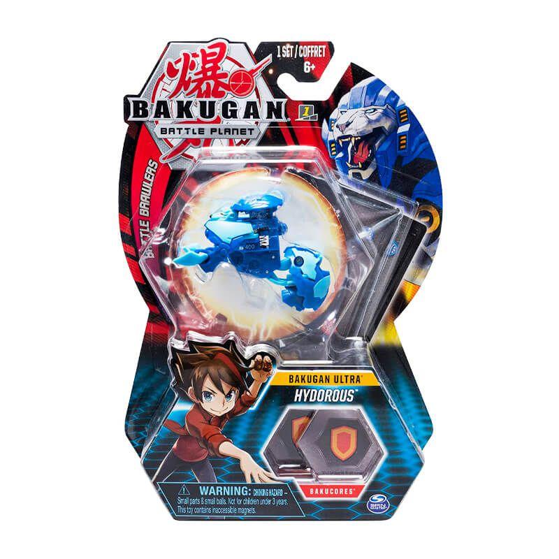Bakugan Battle Planet - Ultra Aquos Hydorous