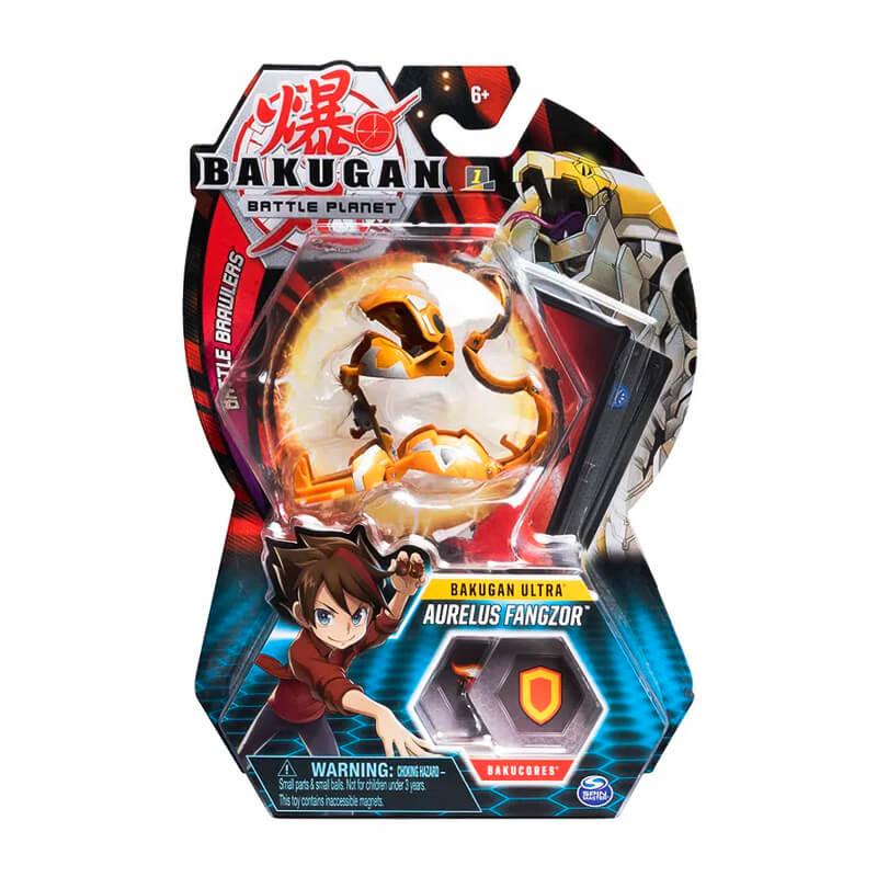 Bakugan Battle Planet - Ultra Aurelus Fangzor