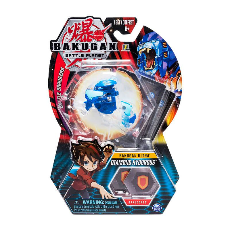 Bakugan Battle Planet - Ultra Diamond Hydorous