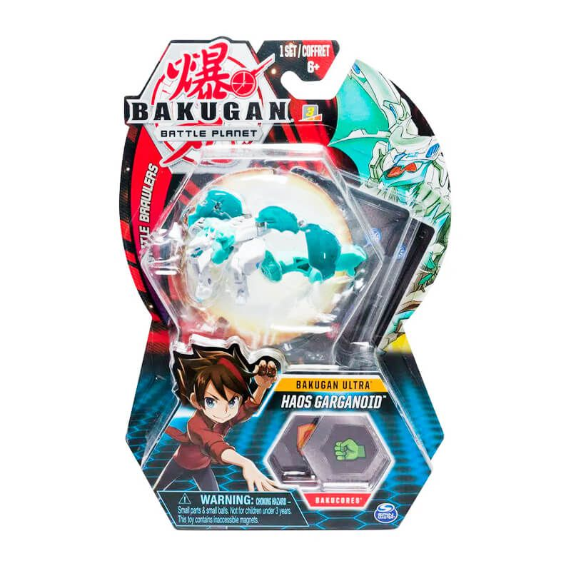 Bakugan Battle Planet - Ultra Haos Garganoid