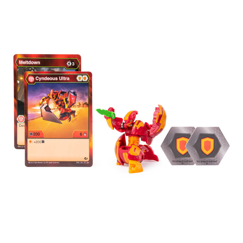 Bakugan Battle Planet - Ultra Pyrus Cyndeous