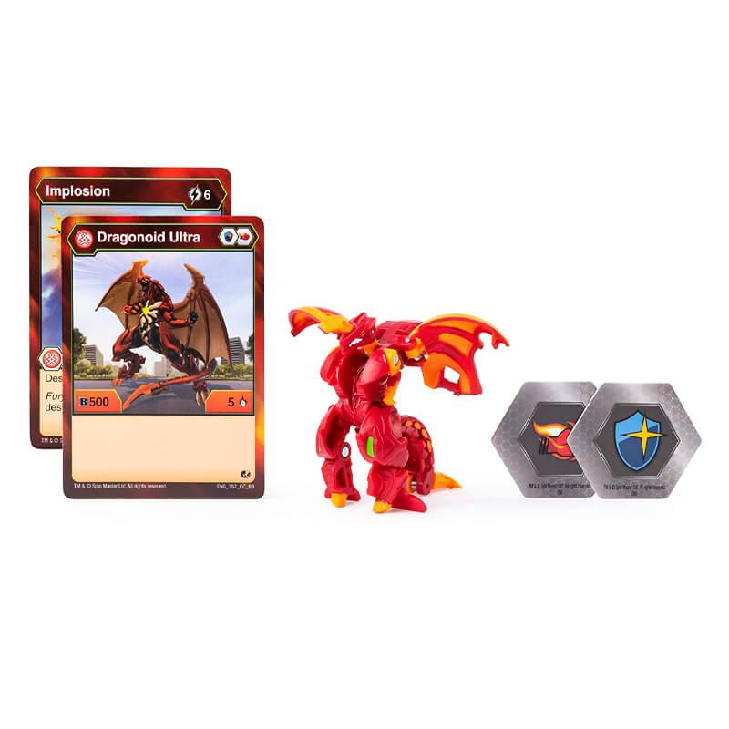 Bakugan Battle Planet - Ultra Pyrus Dragonoid