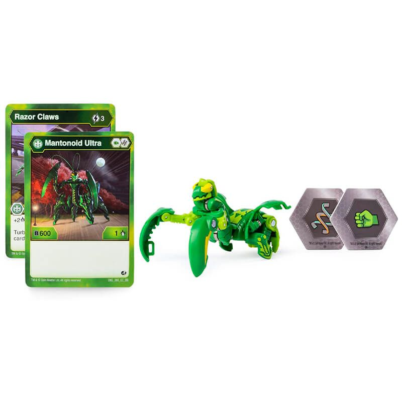 Bakugan Battle Planet - Ultra Ventus Mantonoid