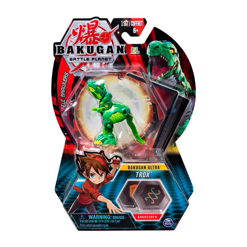 Bakugan Battle Planet - Ultra Ventus Trox