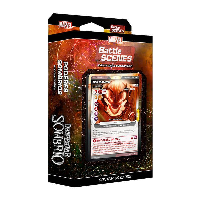MARVEL Battle Scenes Deck Poderes Sombrios - Despertar Sombrio