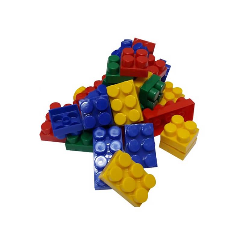Blocos de Montagem: Bricks - 29 Peças   Pais & Filhos