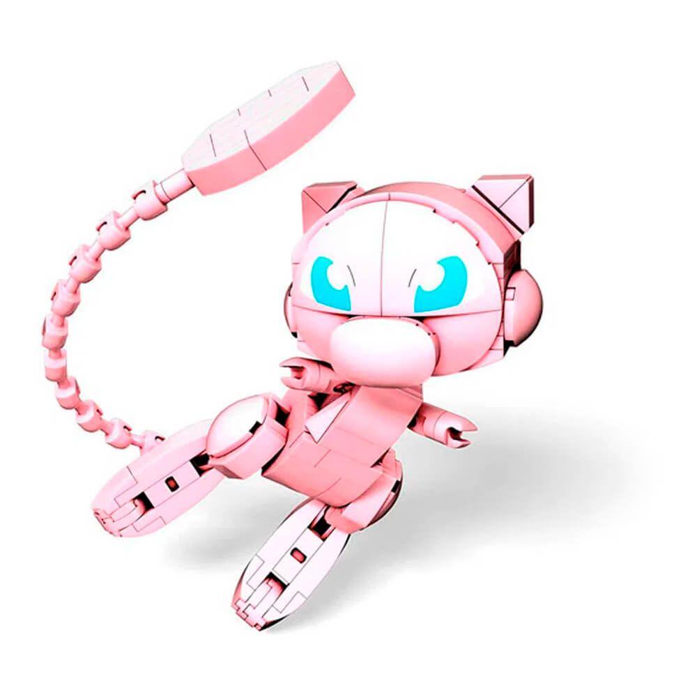 Blocos de Montar Mega Construx Pokémon - Mew | Mattel