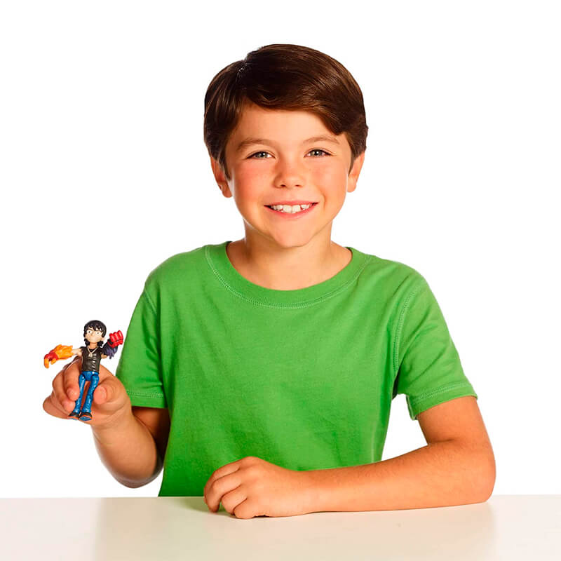 Boneco Ben 10 Figuras de Ação - Kevin 11 | Playmates/Sunny