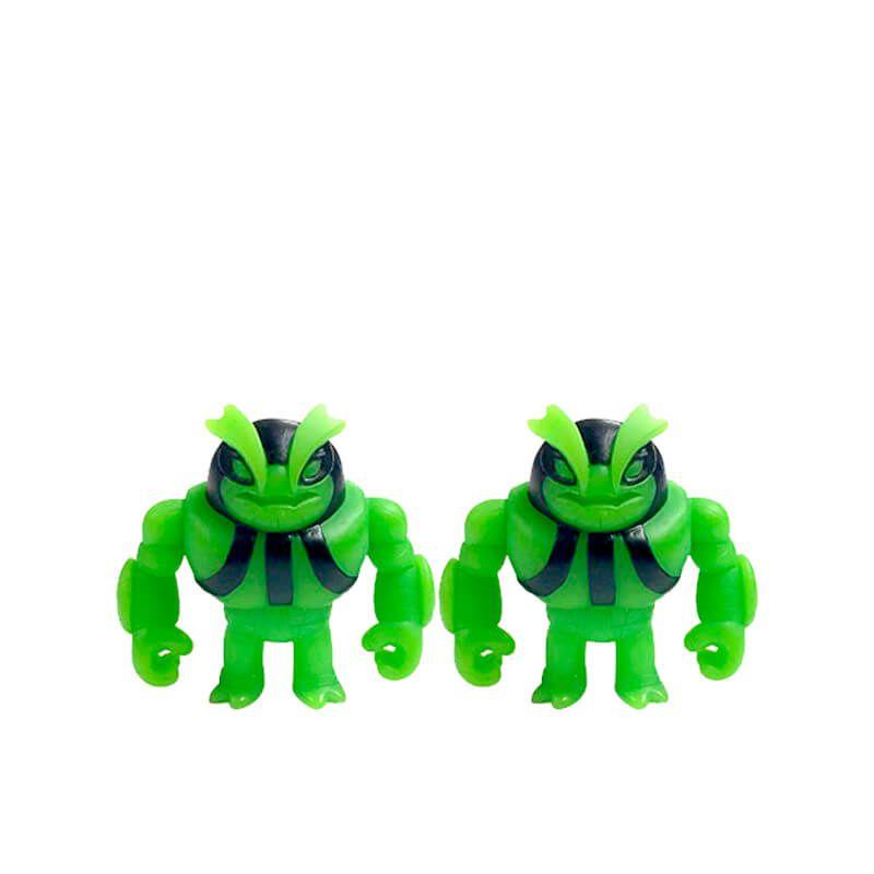 Boneco Ben 10 Figuras de Ação - Tapinha | Playmates/Sunny
