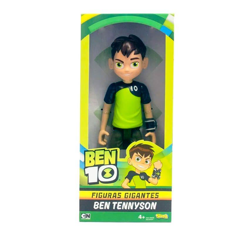 Boneco Ben 10 Figuras Gigantes - Ben Tennyson | Playmates/Sunny