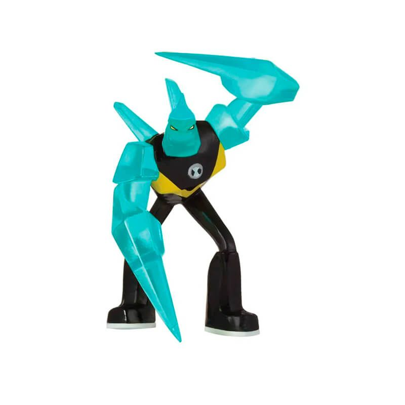 Boneco Ben 10 Mini Figuras - Diamante   Playmates/Sunny