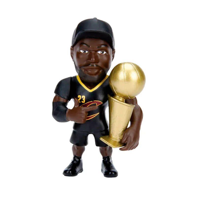 "Boneco MetalFigs 2,5"" - LeBron James #M468 | Jada/NBA"