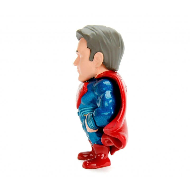 "Boneco MetalFigs 2,5"" - Justice League Superman #M541   Jada/DC"