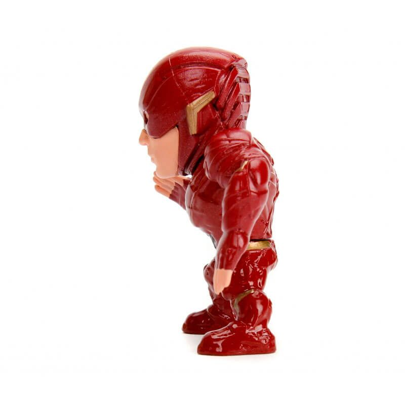 "Boneco MetalFigs 2,5"" - Justice League  The Flash #M542 