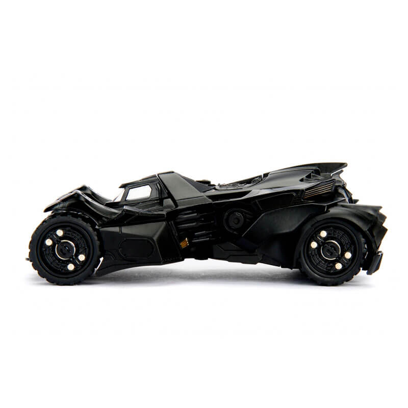 Boneco Metals Die Cast 1:32 - Batmobile (Arkham Knight) | Jada/DC