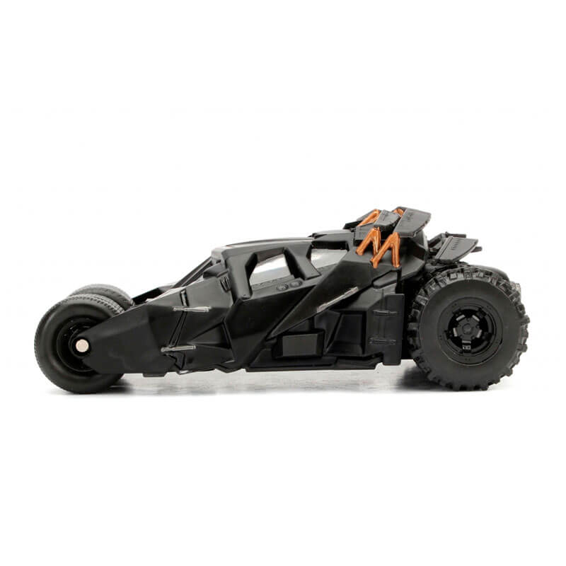 Boneco Metals Die Cast 1:32 - Batmobile Black (The Dark Knight) | Jada/DC
