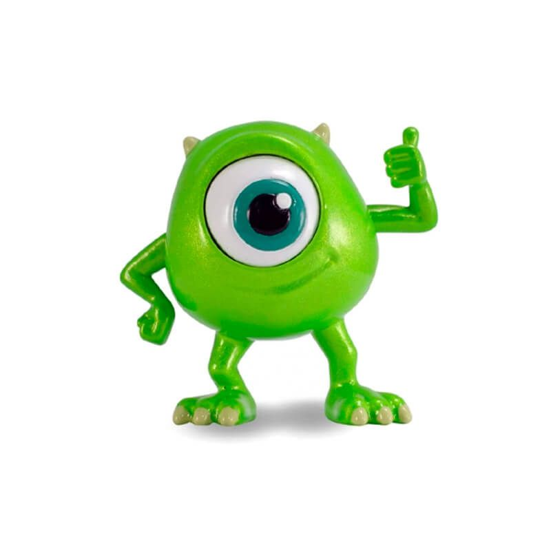 "Boneco Monstros S.A. MetalFigs 2,5"" - Mike Wazowski 