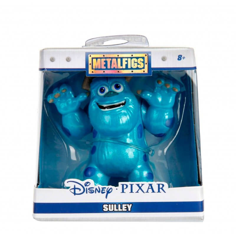 "Boneco Monstros S.A. MetalFigs 2,5"" - Sulley 