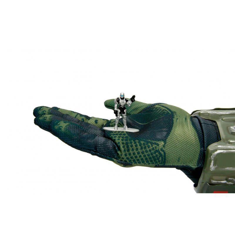 "Boneco Nano MetalFigs 1,65"" - Halo Commander Palmer #MS4 | Jada/Microsoft"