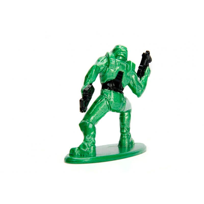 "Boneco Nano MetalFigs 1,65"" - Halo Master Chief #MS1 