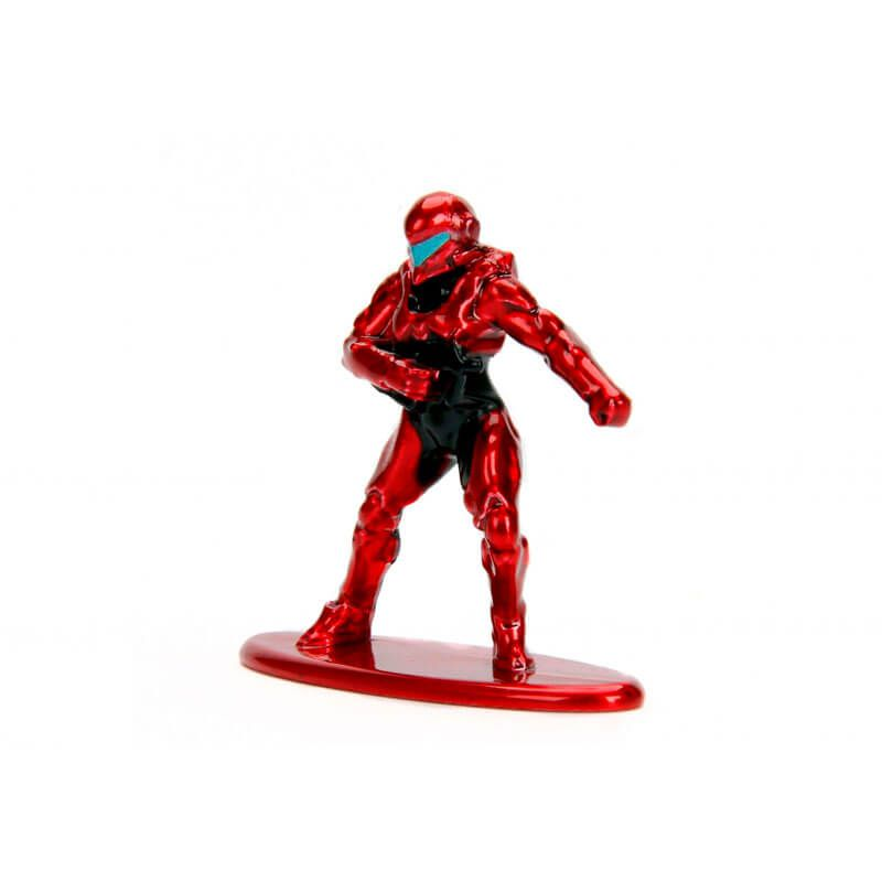 "Boneco Nano MetalFigs 1,65"" - Halo Spartan Vale #MS6 | Jada/Microsoft"