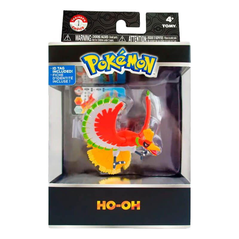"Boneco Pokémon Action Figure 4"" - Ho-Oh | TOMY/Sunny"