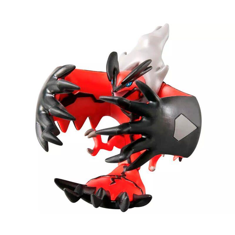 "Boneco Pokémon Action Figure 4"" - Yveltal   TOMY/Sunny"