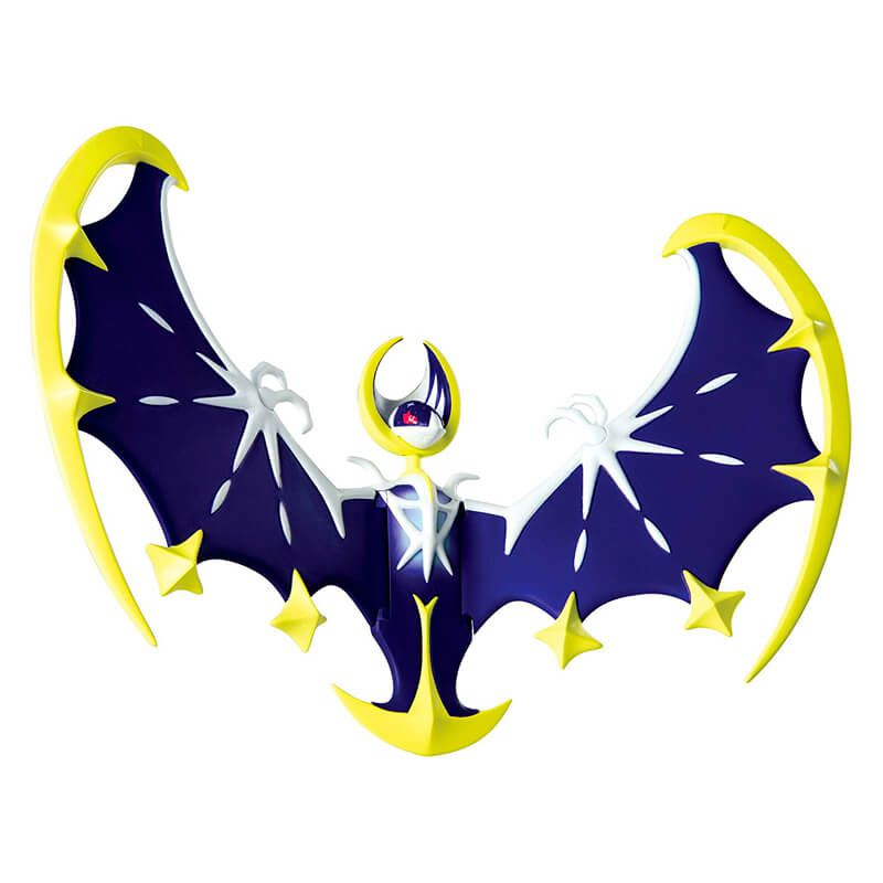 "Boneco Pokémon Action Figure 8"" - Lunala | TOMY/Sunny"