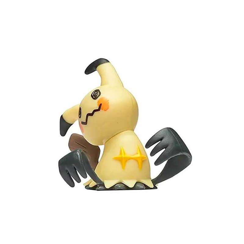 Boneco Pokémon Clip 'N' Go com Mimikyu + Luxury Ball | Jazwares