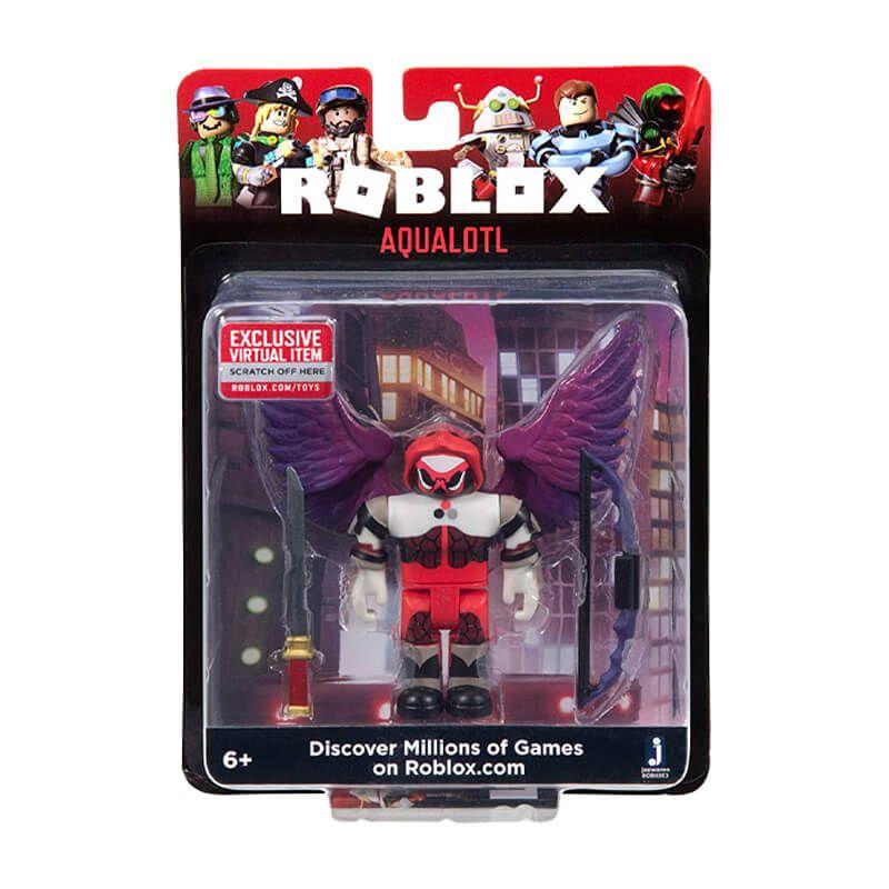 Boneco Roblox - Aqualotl   Jazwares/Sunny