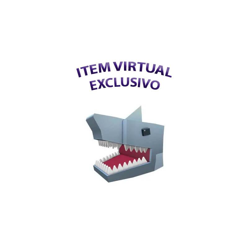Boneco Roblox - Booga Booga: Shark Rider | Jazwares/Sunny