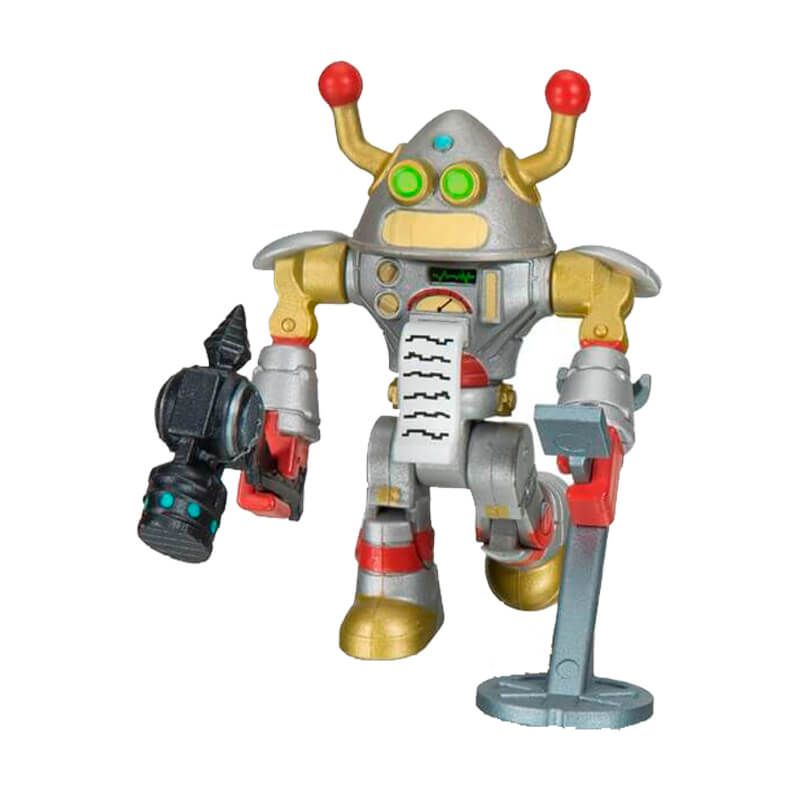 Boneco Roblox - Brainbot 3000 | Jazwares/Sunny