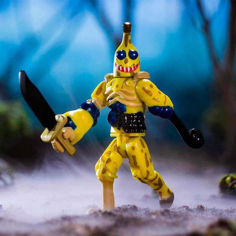 Boneco Roblox Action Collection - Darkenmoor: Bad Banana | Jazwares