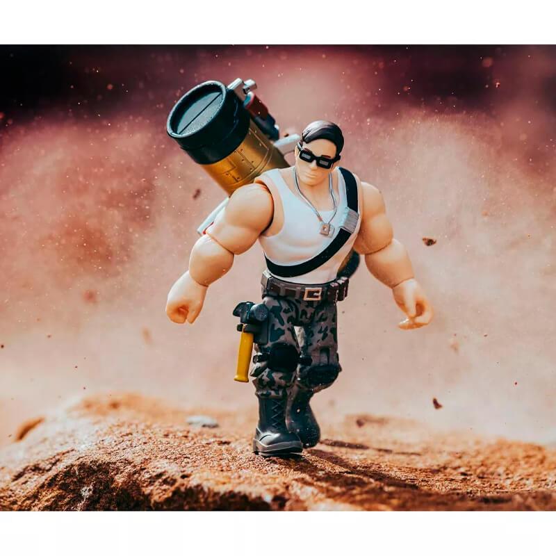 Boneco Roblox: Imagination Collection - Davy Bazooka | Jazwares/Sunny
