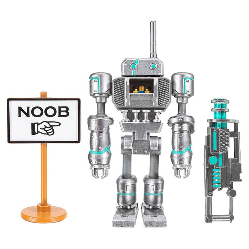 Boneco Roblox: Imagination Collection - Noob Attack - Mech Mobility | Jazwares/Sunny
