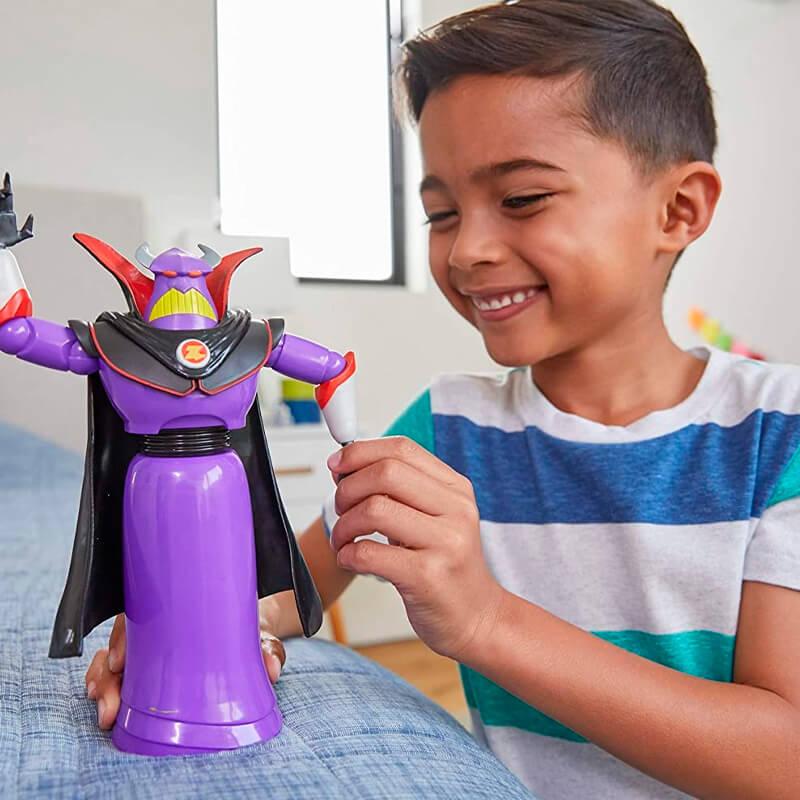 Boneco Articulado Toy Story - Imperador Zurg | Mattel/Disney Pixar