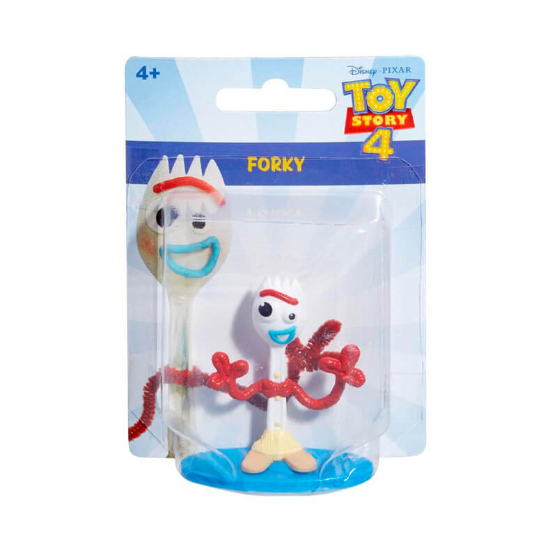 Boneco Toy Story 4 Mini Figuras - Forky | Mattel/Disney Pixar
