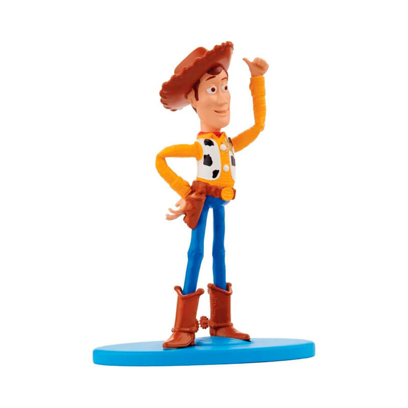 Boneco Toy Story 4 Mini Figuras - Woody | Mattel/Disney Pixar