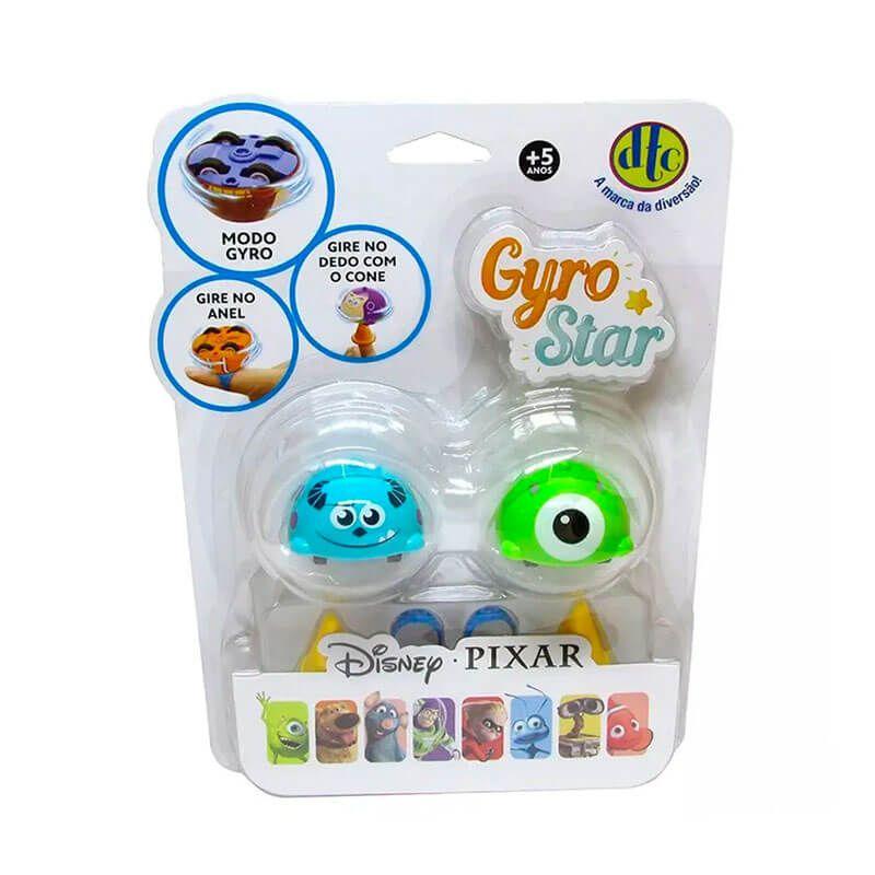 Piões Gyro Star - Mike Wazowski e Sulley | DTC/Disney Pixar
