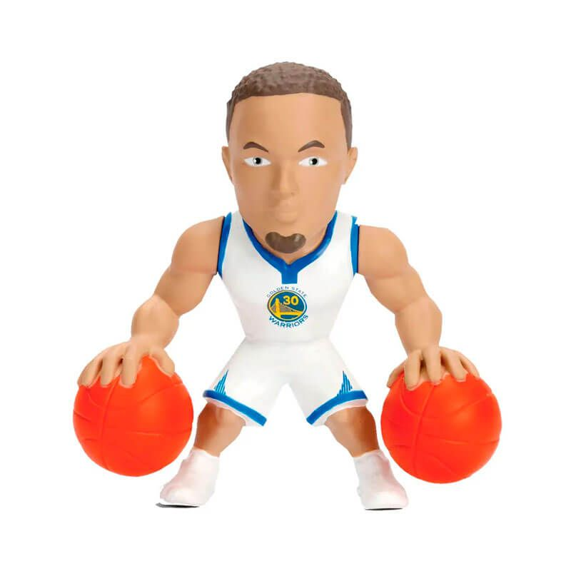 "Bonecos MetalFigs 2,5"" - LeBron James + Stephen Curry + Kyrie Irving + James Harden | Jada/NBA"