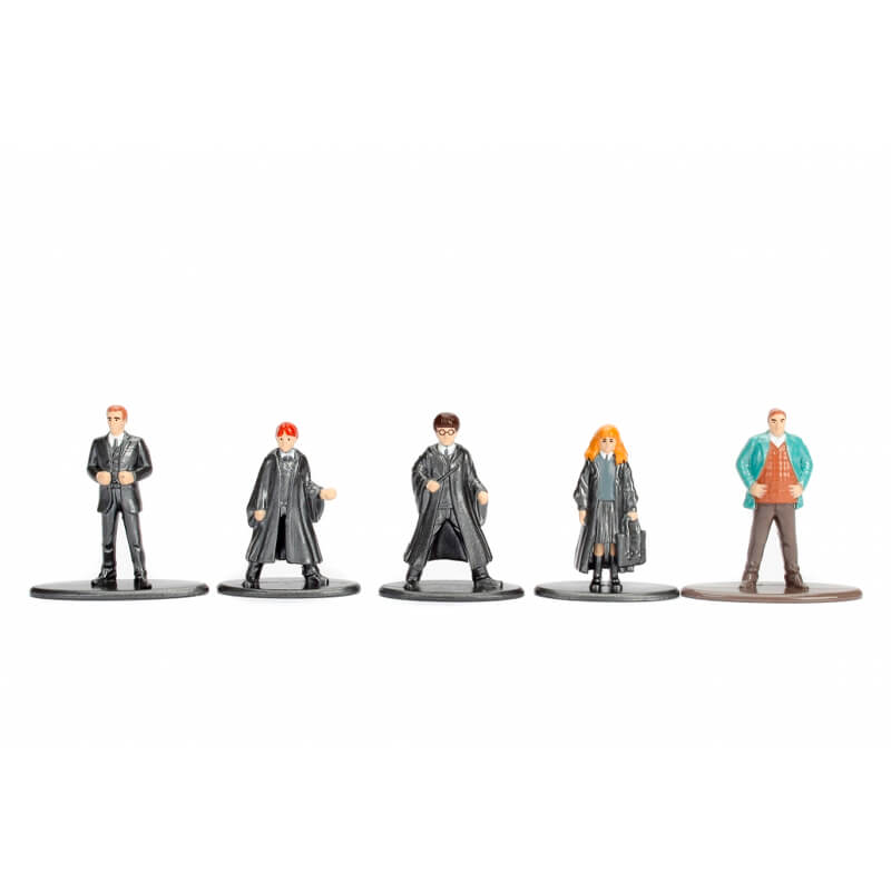 "Bonecos Nano MetalFigs 1,65"" - 5-Pack A Harry Potter 