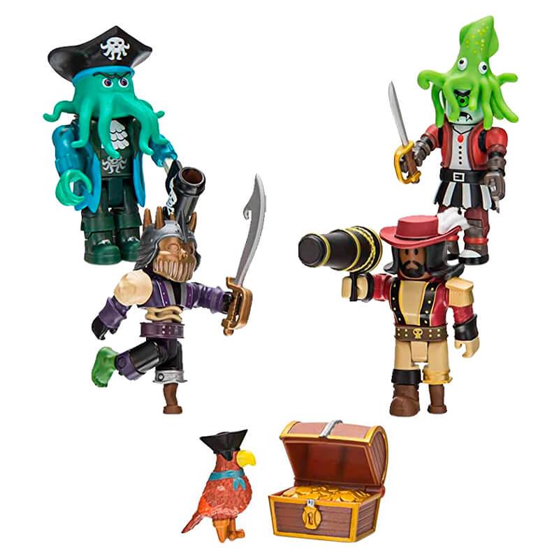 Bonecos Roblox: Action Collection - Pirate Showdown   Jazwares/Sunny
