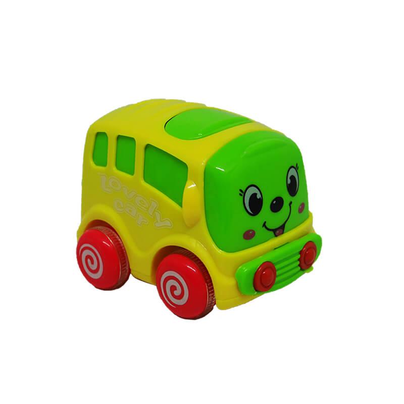 Brinquedo Meu Primeiro Ônibus   Pais & Filhos