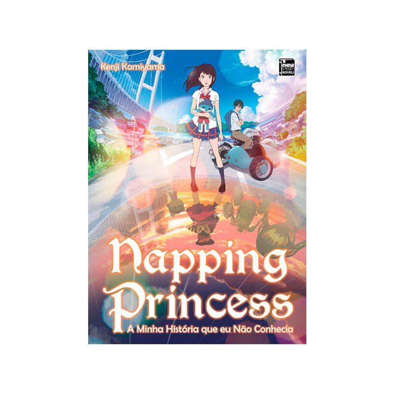 Combo Coleção Napping Princess: A Minha História que eu Não Conhecia